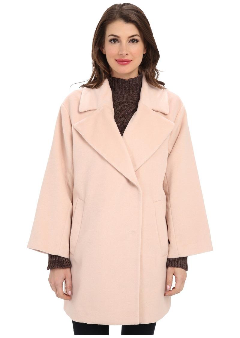 Vince Camuto Drop Shoulder Topper Coat