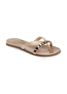 Vince Camuto Eddinal Embellished Flip Flop (Women)