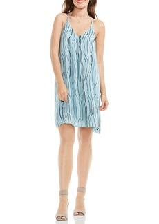 Vince Camuto Electric Lines Slipdress