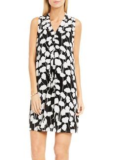 Vince Camuto Elegant Blossom Shift Dress (Regular & Petite)
