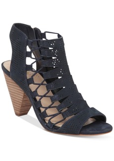 Vince Camuto Esray Perforated Dress Sandals Women's Shoes