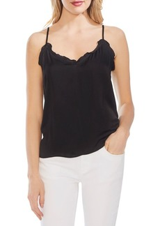 Vince Camuto Essential Ruffed Camisole