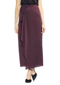 Vince Camuto Estate Jewels Printed Maxi Skirt