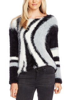 Vince Camuto Eyelash Sweater