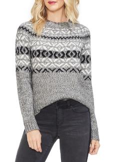 Vince Camuto Fair Isle Sweater