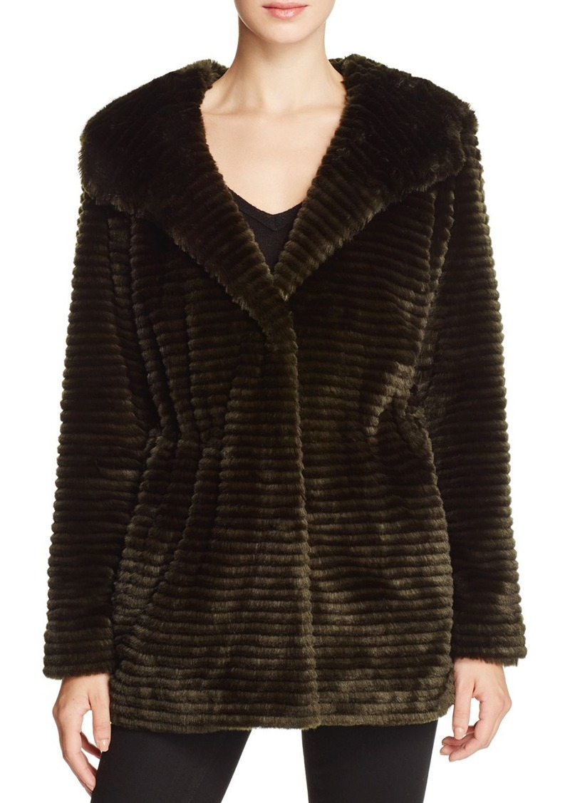 91bdaf6293111 Vince Camuto VINCE CAMUTO Faux Fur Coat Now $259.00