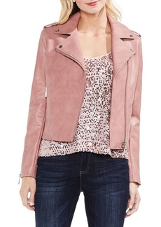 Vince Camuto Faux-Leather Jacket