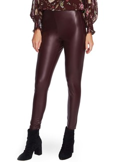 Vince Camuto Faux Leather Pants