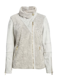 Vince Camuto Faux Shearling Jacket