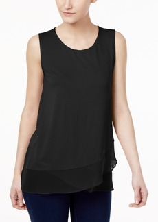 Vince Camuto Faux-Wrap Top, a Macy's Exclusive Style