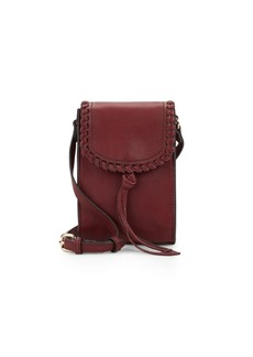 Vince Camuto Flap Leather Phone Case