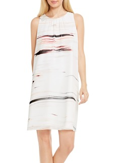 Vince Camuto Floating Whispers Shift Dress