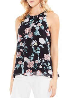 VINCE CAMUTO Floral Gardens Blouse