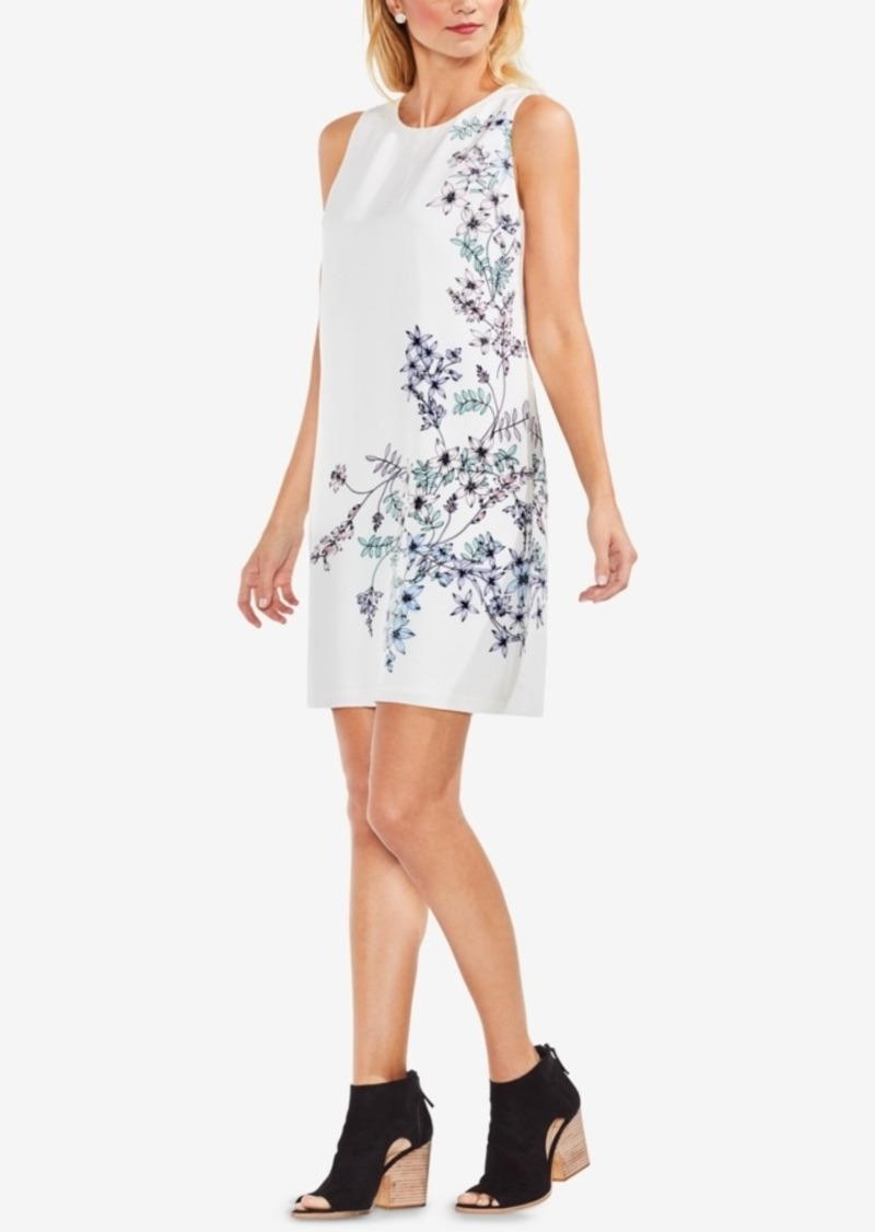 fd27dde0be7 Vince Camuto Vince Camuto Floral-Print Shift Dress