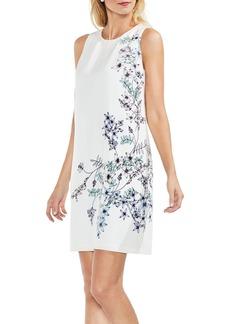 Vince Camuto Floral Shift Dress