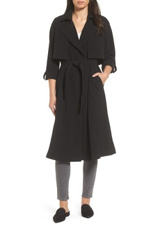 Vince Camuto Fluid Trench Coat