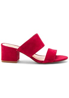 Vince Camuto Franie Sandal in Red. - size 7.5 (also in 8.5,9,9.5)