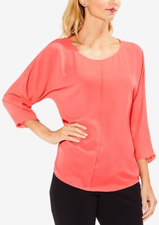 Vince Camuto Front-Seam Top