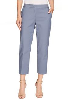 Vince Camuto Front Zip Crop Pants