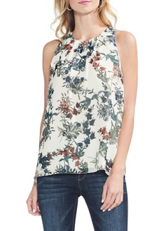 Vince Camuto Garden Heirloom Floral Blouse (Regular & Petite)