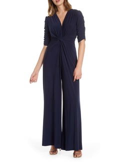 Vince Camuto Gathered Sleeve Jumpsuit