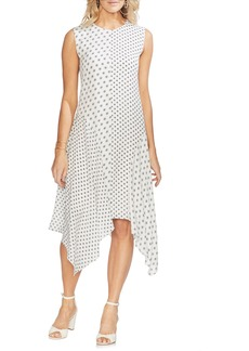 Vince Camuto Geo Asymmetrical Dress