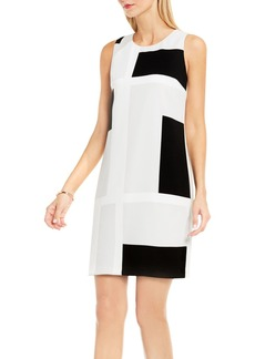 Vince Camuto Graphic Shift Dress
