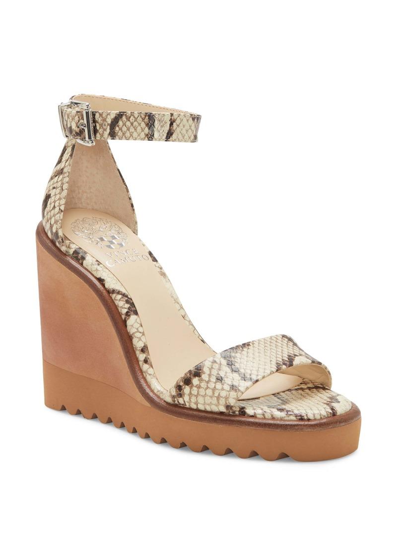 Vince Camuto Gretam Wedge Sandal (Women)