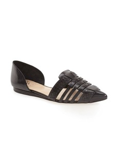 Vince Camuto 'Hadria' Pointy Toe Flat (Women)
