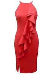 Vince Camuto Halter Bodycon Dress