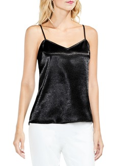 Vince Camuto Hammered Satin Camisole