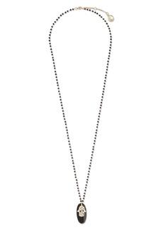 Vince Camuto Hamsa Pendant Necklace