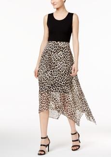 Vince Camuto Handkerchief-Hem Dress, a Macy's Exclusive Style