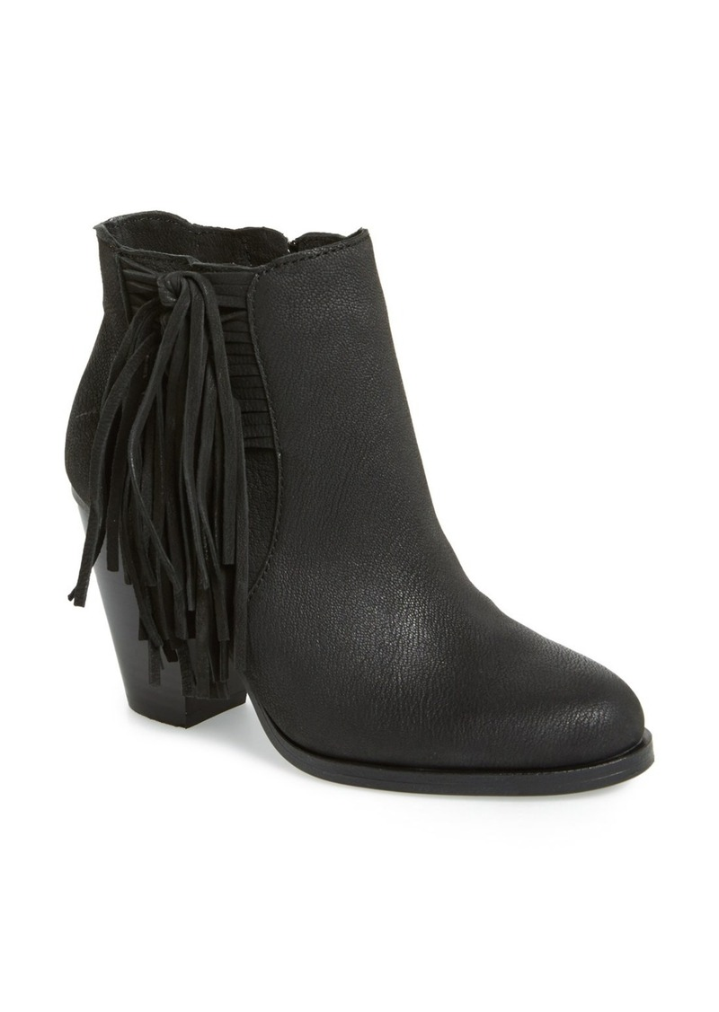 Vince Camuto Vince Camuto Harlin Fringe Bootie Women