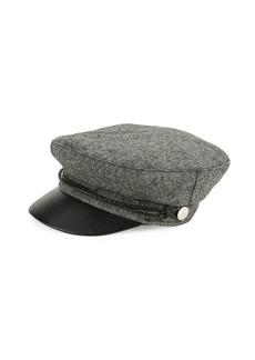 Vince Camuto Herringbone Military Hat