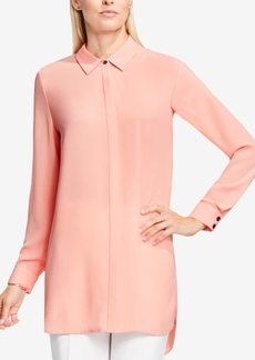 Vince Camuto High-Low Tunic Blouse