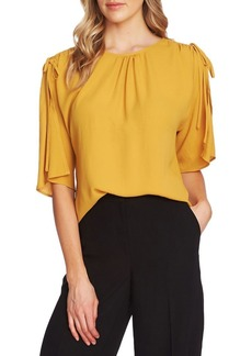 Vince Camuto Highland Rumple Split-Sleeve Blouse