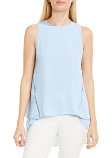 Vince Camuto High/Low Blouse