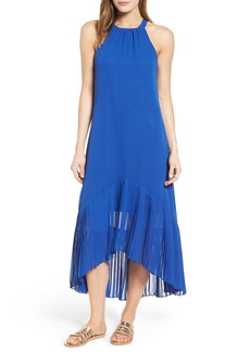 Vince Camuto High/Low Midi Dress (Regular & Petite)