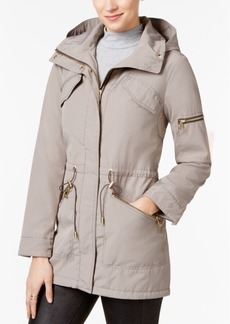 Vince Camuto Hooded Utility Anorak