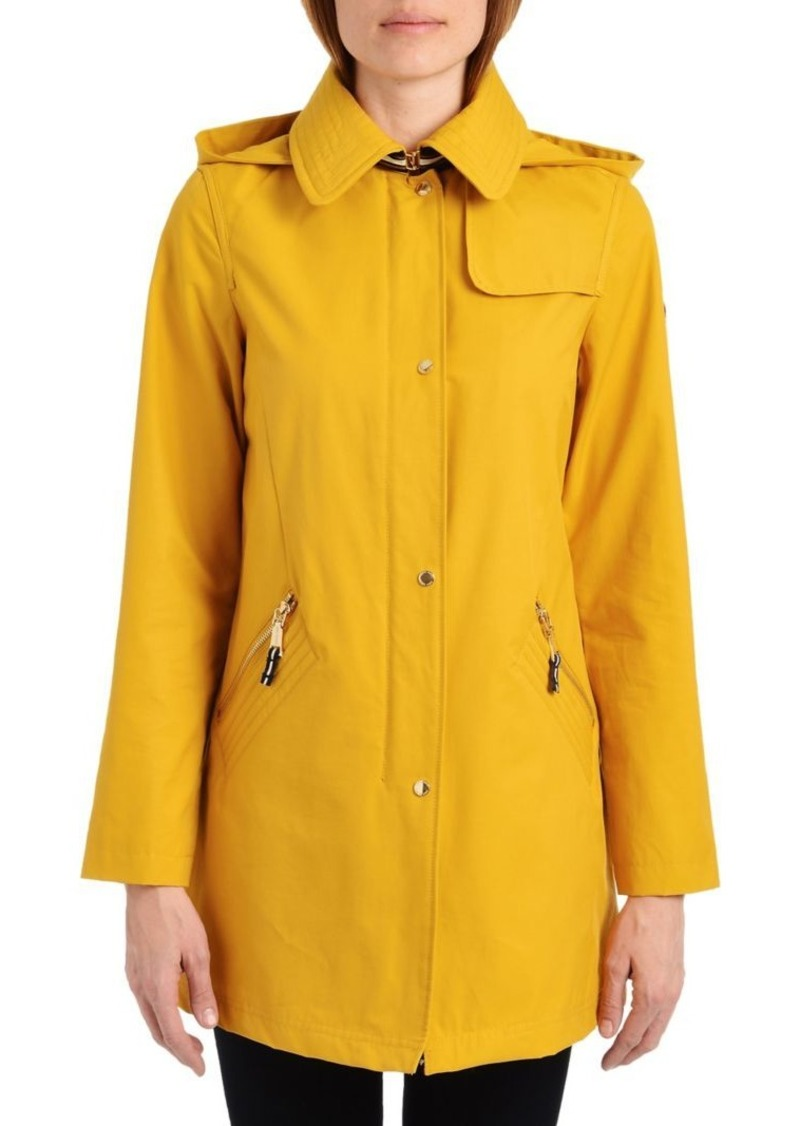 a460415fb81c Vince Camuto Vince Camuto Hooded Snap Jacket | Outerwear