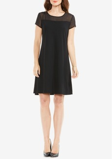 Vince Camuto Illusion T-Shirt Dress