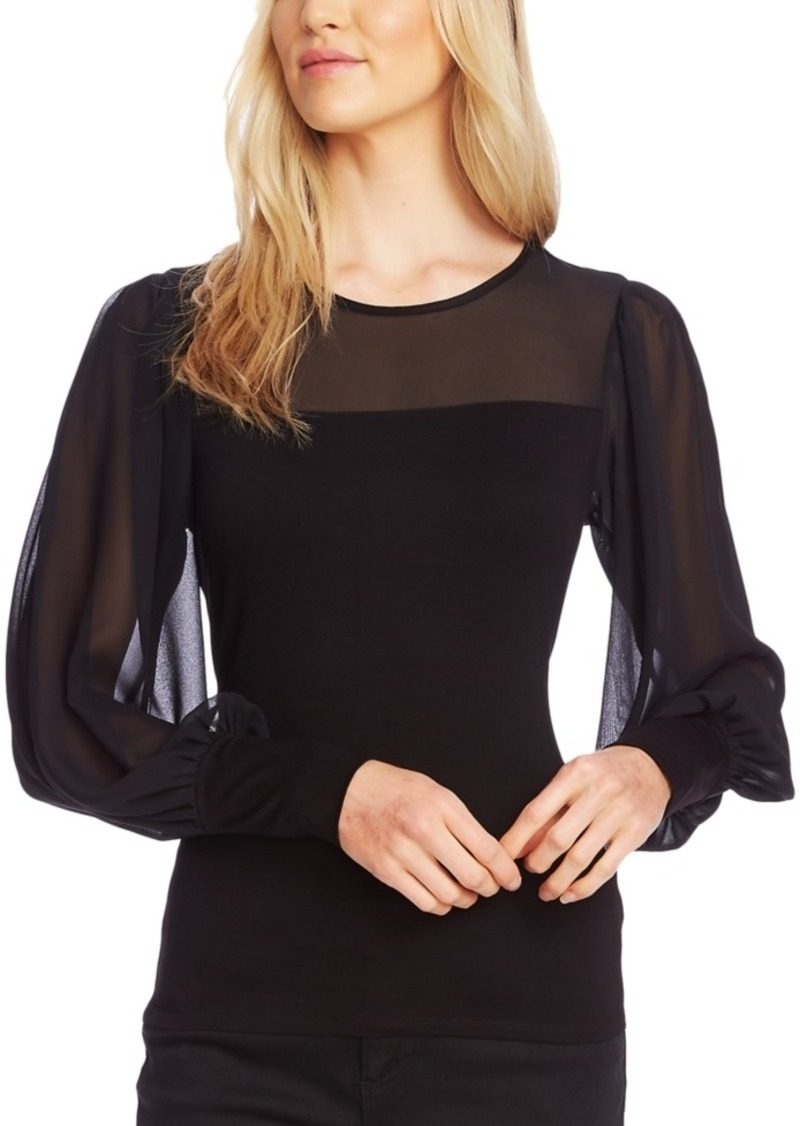 Vince Camuto Illusion Top