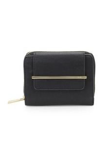 Vince Camuto Indexer Leather Wallet