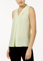 Vince Camuto Inverted-Pleat Blouse, a Macy's Exclusive Style