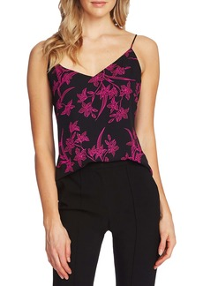 Vince Camuto Iris Lace Back Camisole