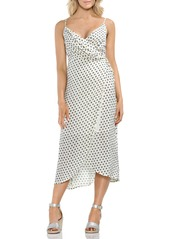 Vince Camuto Island Imprints Wrap Dress