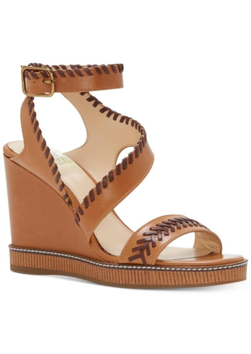 Vince Camuto Ivanta Platform Wedge Sandals Women's Shoes