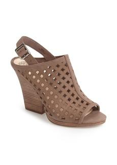 Vince Camuto Janay Diamond Perforated Slingback Sandal (Women)