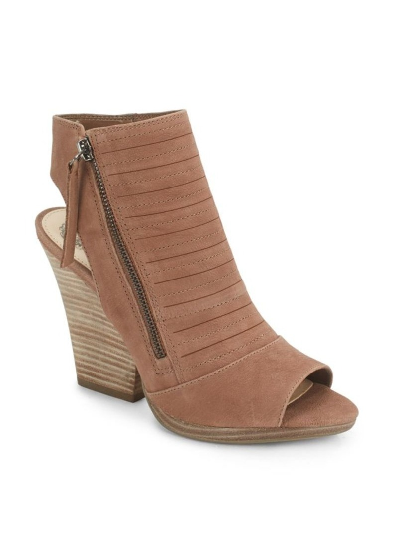Vince Camuto Javette Open Toe Booties